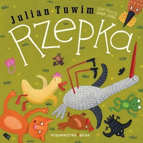 Rzepka Julian Tuwim Wydawnictwo Bajka Książki Dla Dzieci